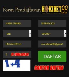 CARA DAFTAR SBOBET BOLA INDONESIA | VAPOTTERY.COM
